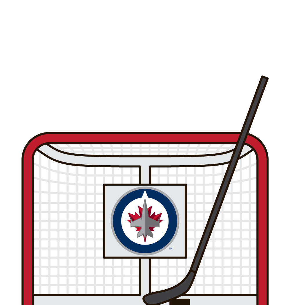 who has the most shots in a game for the winnipeg jets this season