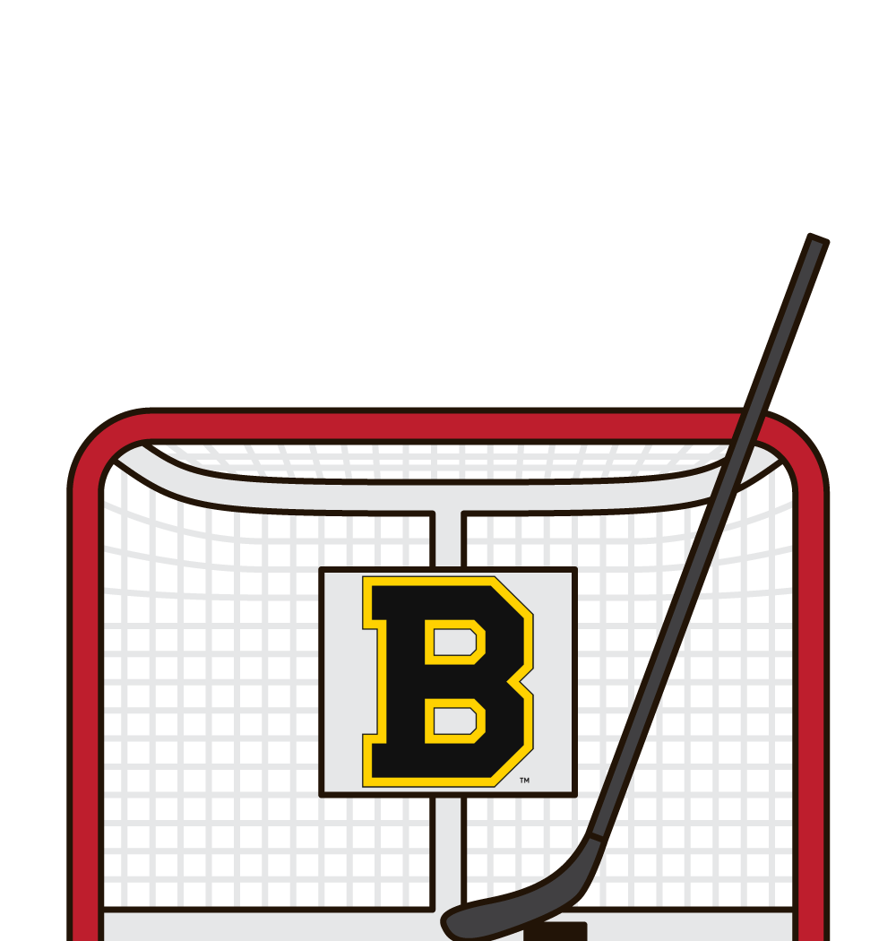 what are the most goals in a game by the boston bruins