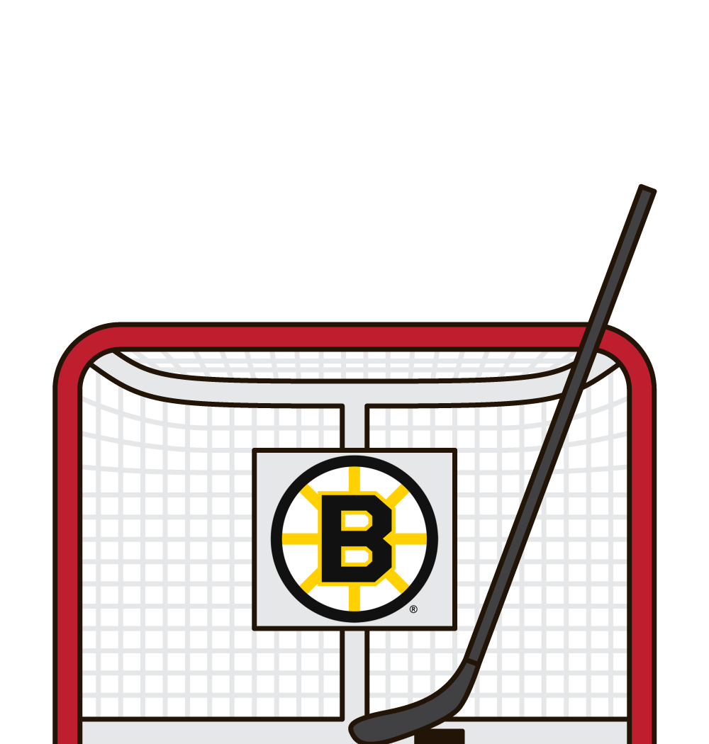 who has the most goals in a season for the boston bruins