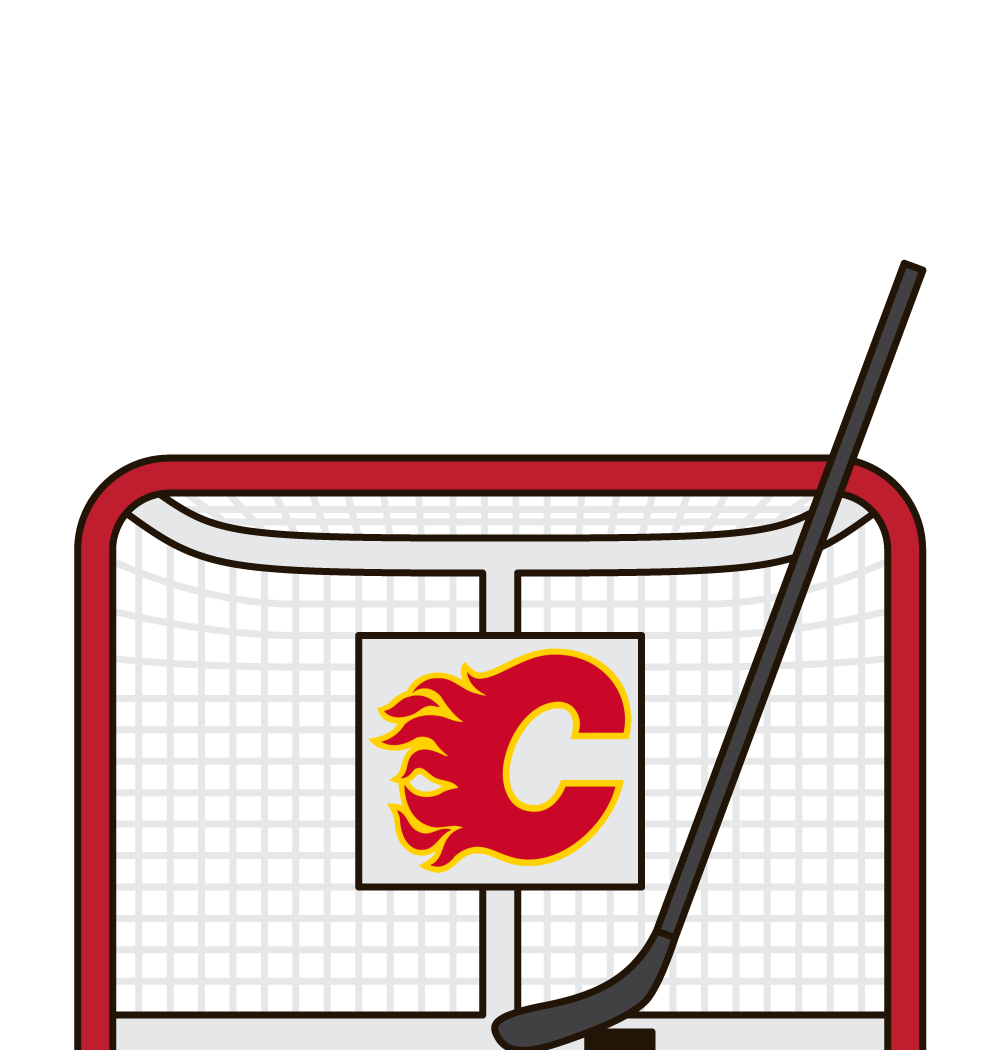 who has the most major penalties for the calgary flames in a game