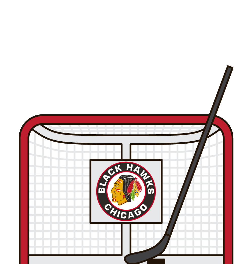 which golaie has the most saves for the blackhawks