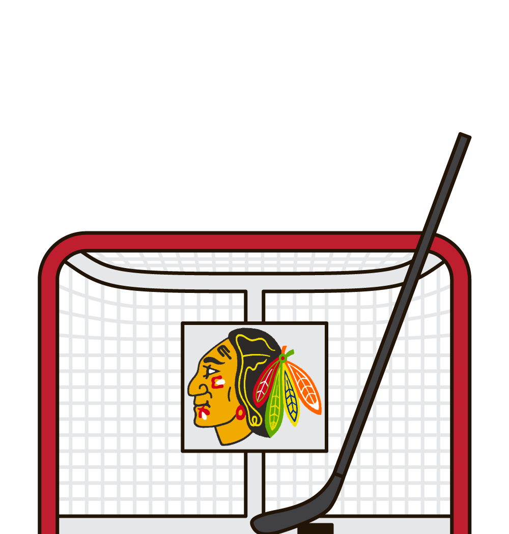 who has the best shooting percentage for the chicago blackhawks in a season