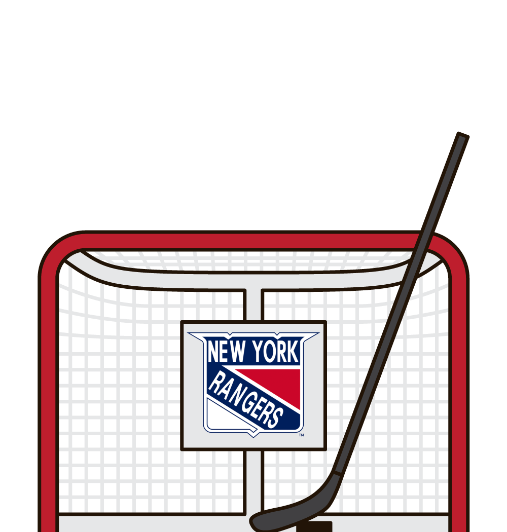who has the most shots in a game for the new york rangers