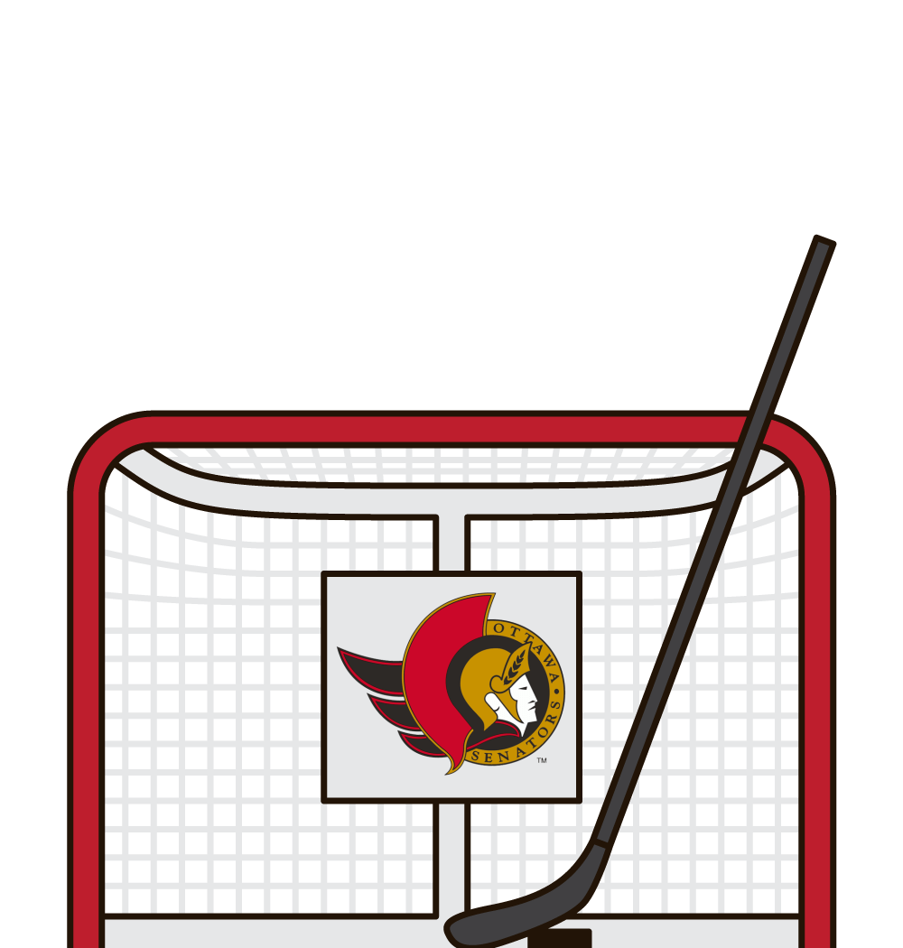 who has the most major penalties for the ottawa senators in a game