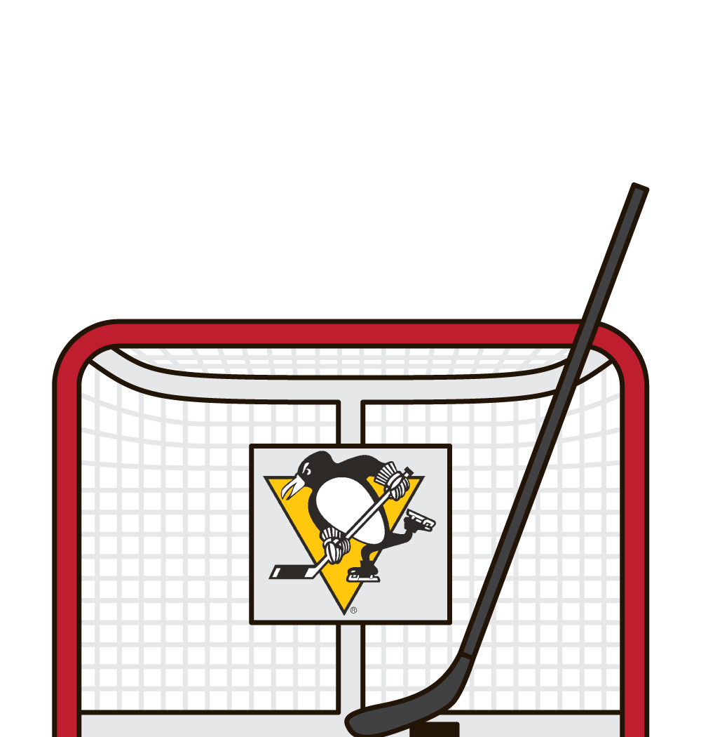 who has the most minor penalties for the pittsburgh penguins in a game