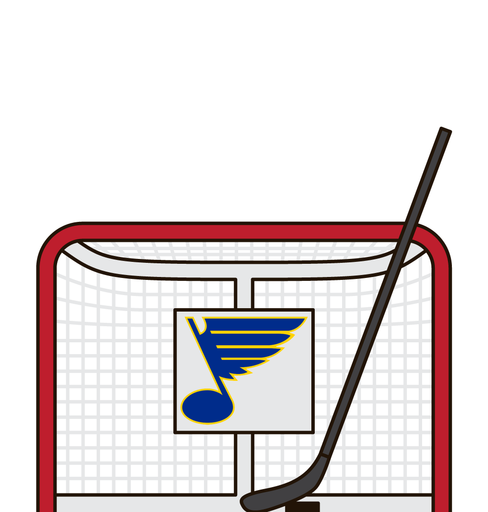 blues players stats against bruins