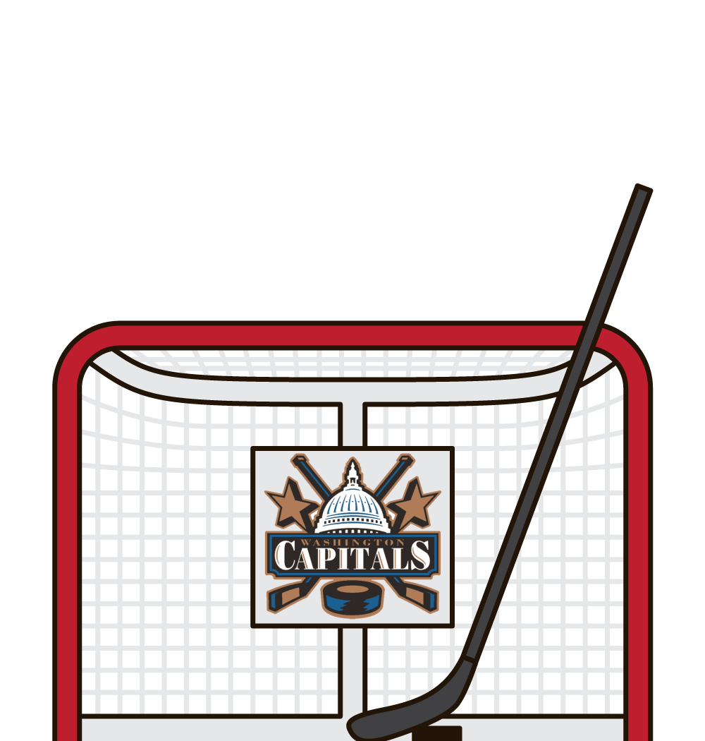 what are the most goals in a game by the washington capitals