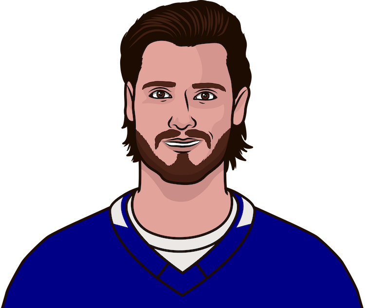 Illustration of Oliver Ekman-Larsson wearing the Vancouver Canucks uniform